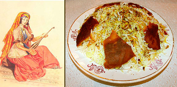 Азербайджанская кухня