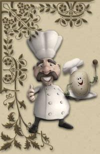 блюда из картофеля, овощей и грибов